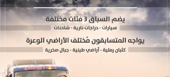 رالي داكار السعودية 2020